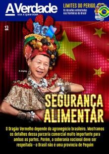 O agronegócio brasileiro alimenta a fome do Dragão Vermelho