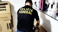 PF cumpre mandados em operação contra fraude de álcool gel