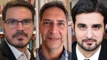 """Para o """"terror"""" da esquerda, superlive de Lacombe será com Constantino e Navarro (veja o vídeo)"""