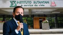 Assessoria de imprensa de João Dória é quem movimenta mídias sociais do Instituto Butantan?