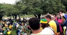 """Em Brasília, enorme manifestação clama pelo """"voto impresso"""" (veja o vídeo)"""