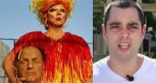 """Vereador eleito do PSOL diz que imagem de Bolsonaro decapitado é """"arte"""" e não deve ser """"censurada"""""""