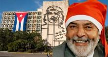 Lula vai passar o Natal e Réveillon em Cuba