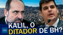 """Deputado esculacha prefeito de BH: """"O bandido vale mais do que o cidadão de bem?"""" (veja o vídeo)"""