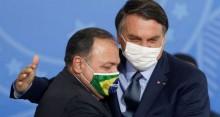 Governo Bolsonaro entrega plano nacional de imunização contra a Covid-19