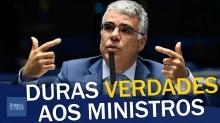 """Vacina: """"O STF não tem que se envolver nisso"""", afirma senador Girão (veja o vídeo)"""