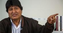 Em reunião socialista, Morales leva cadeirada (veja o vídeo)