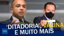 """""""Doria quer trazer a ditadura da China para São Paulo"""", denuncia deputado (veja o vídeo)"""