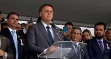No Rio, Bolsonaro faz discurso histórico e detona a imprensa (veja o vídeo)