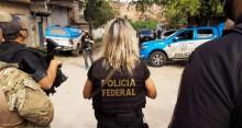 PF cumpre operação contra pornografia infantil e prende pedófilo em flagrante