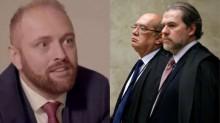 """O hacker, a Lava Jato e a """"prisão"""" de Gilmar e Dias Toffoli: Agora tudo faz sentido..."""
