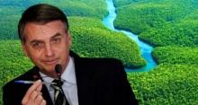 Firme, Bolsonaro vai vetar a lei que quer permitir venda de terras a estrangeiros