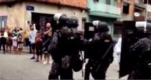 PM é ovacionada por moradores após acabar com baile funk em SP (veja o vídeo)