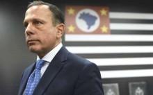 Doria é xingado pelo povo e reage com agressão a Bolsonaro (veja o vídeo)
