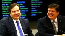 """Resultado da eleição na bancada petista é indicativo do """"naufrágio"""" de Maia e Baleia Rossi"""