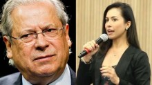 José Dirceu quer 'remover' Bolsonaro da presidência. Juíza Ludmila escancara o cinismo e a maldade da esquerda (veja o vídeo)