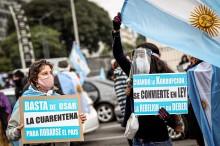 Alerta máximo: Argentina em colapso!