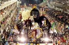"""""""Fora de época"""", Governo do Rio autoriza carnaval fora de época"""