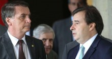 Nervoso, Maia sinaliza impeachment de Bolsonaro (veja o vídeo)