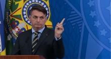 Bolsonaro zera impostos de cilindros de oxigênio