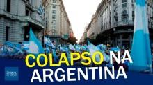 Enquanto a esquerda brasileira exalta o governo Fernández, a Argentina dá seus últimos suspiros (veja o vídeo)
