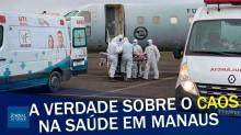 Crise na saúde do Amazonas: Delegado Péricles fala a verdade sobre o que está acontecendo (veja o vídeo)
