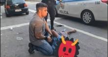 """Durante atividade parlamentar, Gabriel Monteiro prende 4 bandidos no Rio: """"Fui eleito também para proteger meu povo"""""""