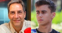 """Em """"superlive"""", Lacombe receberá Nikolas Ferreira: """"Tem feito muito barulho contra a hipocrisia"""" (veja o vídeo)"""
