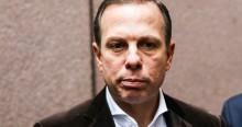 """Diante do grito de """"Fora Doria"""", o governador demonstra toda a sua arrogância (veja o vídeo)"""