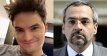 """Weintraub faz importante alerta sobre Felipe Neto e sofre ataque covarde do """"imitador de focas"""""""