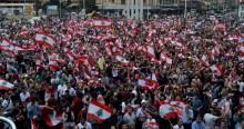 """Líbano """"tranca"""" cidadãos em casa e povo se revolta (veja o vídeo)"""
