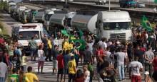 Greve de caminhoneiros: Justiça de SP e PR proíbem bloqueio e impõem multa pesada