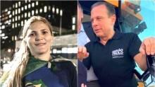 João Doria e assessora de Joice Hasselmann mentem em entrevista para a CNN americana