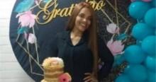 Ré pela morte do marido, Flordelis comemora aniversário