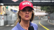 Band fica com a Fórmula 1, contrata Mariana Becker, que não perde a oportunidade de alfinetar a Globo (veja o vídeo)