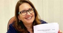 Bia Kicis recebe apoio da sociedade e de procuradores de todo o Brasil para assumir a CCJ