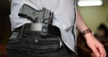 O Estado não força ninguém a comprar uma arma