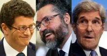 EUA e Brasil aprofundam as relações e Salles e Araújo debatem com representantes de Biden questões ambientais