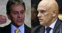 """""""Qualquer dia ele manda prender o presidente da República"""", afirma Roberto Jefferson sobre Alexandre de Moraes (veja o vídeo)"""