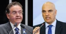 """Caso Daniel Silveira: senador pede convocação de Moraes para explicar qual o """"limite das opiniões"""""""