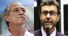 Ação encaminhada a Moraes pode mandar para a prisão Ciro e Freixo (veja o vídeo)