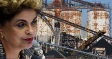 """A """"comoção"""" que não vimos quando Dilma comprou Pasadena e o lulopetismo espoliou a petrolífera"""