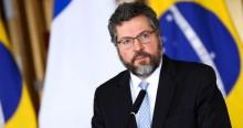 Na ONU, Ernesto Araújo faz discurso corajoso, afirmando que lockdown ameaça a liberdade