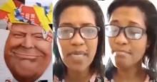 Flagrante: Pai surpreende professora esquerdista doutrinando alunos em vídeo-aula (veja o vídeo)