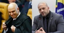 Antes de analisar pedido de liberdade de Daniel Silveira, Moraes pede manifestação da PGR