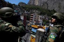 57% do território do Rio de Janeiro dominado pelo tráfico e pela milícia (veja o vídeo)
