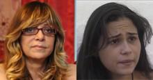 Glória Perez recebe queixa-crime da assassina da própria filha