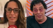 Depois de inúmeros ataques pessoais, Ana Paula Henkel vai à justiça contra Casagrande (veja o vídeo)