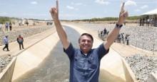 Nordeste em festa: No governo Bolsonaro, água está chegando para todos!