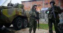 Milicianos do Rio na mira do Exército